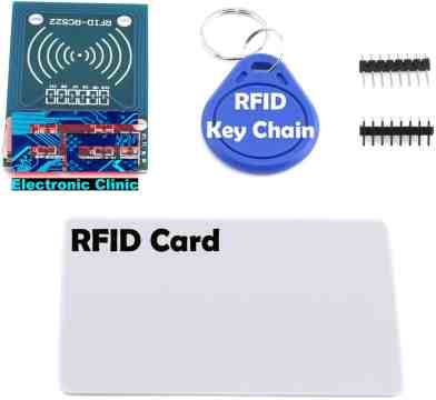 Arduino MFRC522