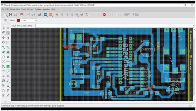 """Arduino RFID Servo Motor Control system for Car Parking """"MFRC522"""""""