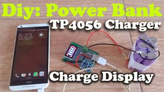 TP4056 charger