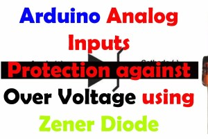 input overvoltage protection