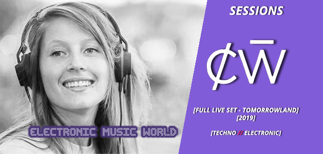 SESSIONS: Charlotte de Witte – Tomorrowland 2019