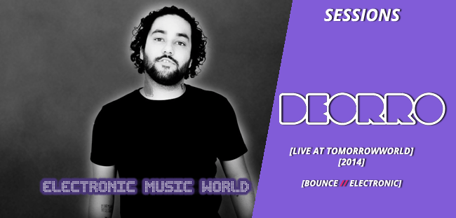 SESSIONS: Deorro – Live at Tomorrowland 2014