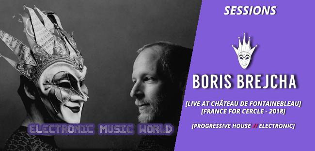 SESSIONS: Boris Brejcha – Château de Fontainebleau – France for Cercle (2017)