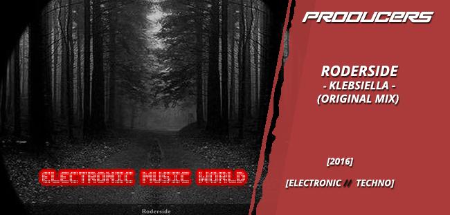 PRODUCERS: Roderside – Klebsiella (Original Mix)