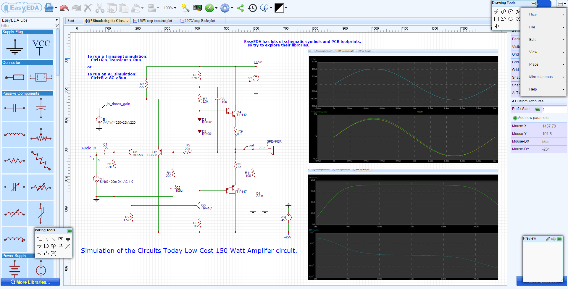 Circuit Diagram Software Simulation Free Download Wiring Diagram