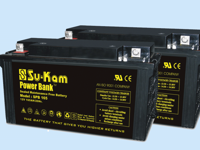 top 12: battery manufacturers in india - electronicsb2b