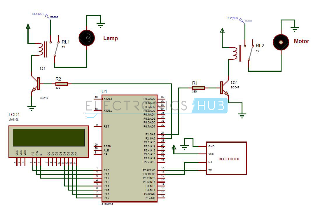 Electronic Voltage Tester For A Refrigerator : Technomaster
