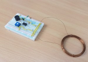 Metal Detector Circuit Diagram and Working