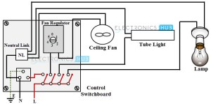 Electrical Switchboard Wiring Diagram  Somurich