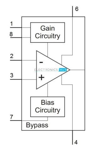 LM386 Audio Amplifier Circuit