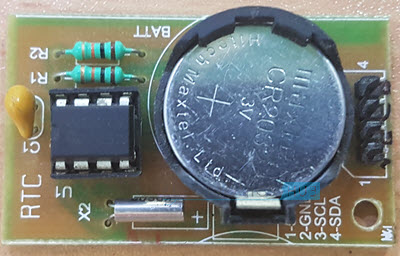 Arduino Real Time Clock DS1307 Tutorial Image 3