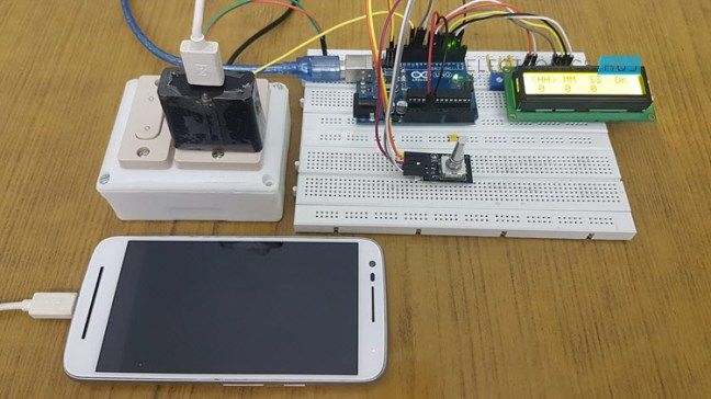 Arduino based Smartphone Charging Controller Image 2