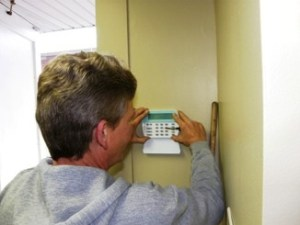 Looking for a monitored burglar alarm system? (image)