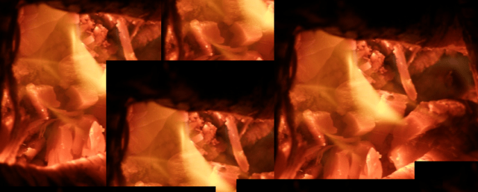 [picture of fire]