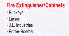 Buy New Fire Extinguishers From ESC (image)