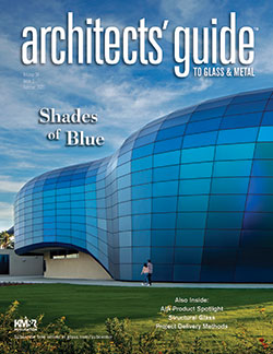 Architects' Guide to Glass and Metal
