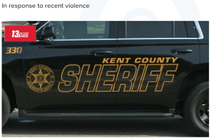 Leaders in Kent County propose gunshot detection technology