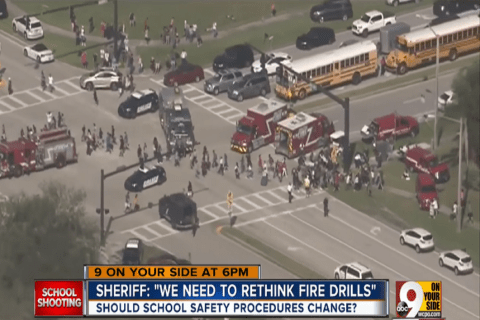 Ohio Sheriff: We Need to Rethink School Fire Drills (image)
