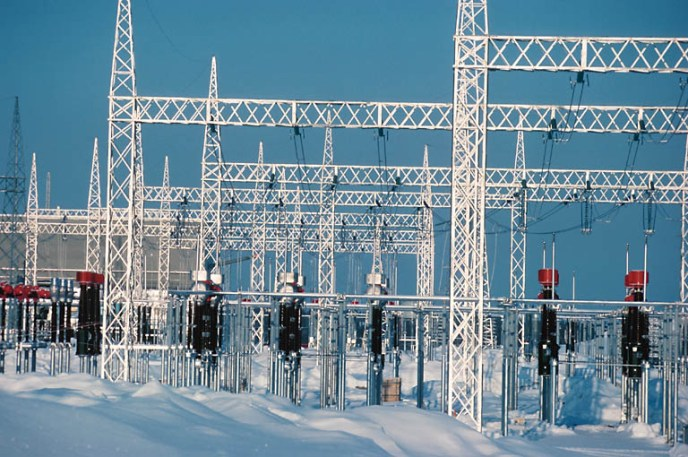 The electrical grid is integral to business, comfort, and life itself (image)
