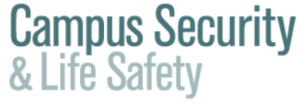 Campus Safety and Life Safety (logo/image)