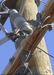Electrical power provided by hard working electricians and your local power company. (image)