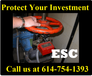 Protect your investment with an ESC Automatic Sprinkler System (image)