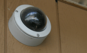 Retailers need to keep their video surveillance systems up to date and in service. (image)