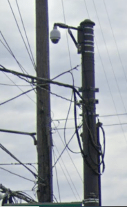 Street Camera in Columbus, Ohio at the corner of James Rd. and Livingston Ave. (image)