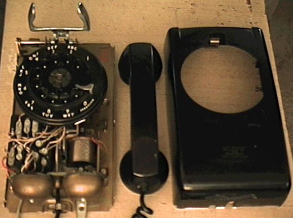 Antique Phone Wiring Diagram - Wiring Diagram