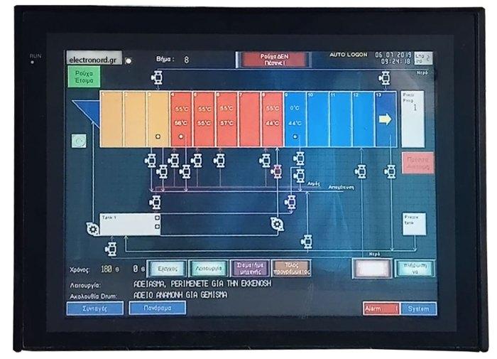 Lavatec industrial monitor