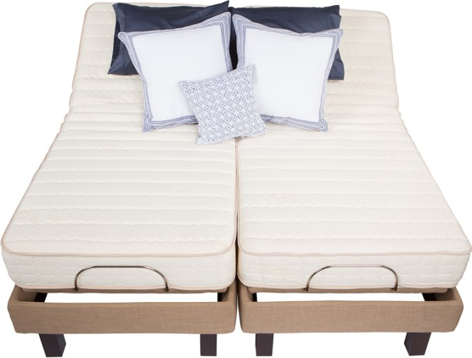 Long Beach Mattress Dual Split