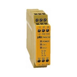 Pilz  PNOZ  X2 774303   Pilz  PNOZ Safety Relays   Pilz  PNOZ  X2 774303 from Electroquip