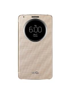 LG G3-QuickCircle Case-Shine Gold