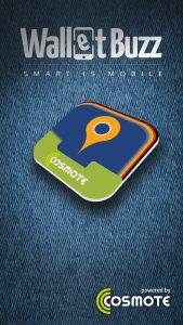 Wallet Buzz powered by COSMOTE