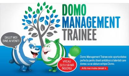 DOMO Management Trainee