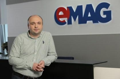 Tudor Manea-Vicepresedinte si Director HR&Tehnologie eMAG