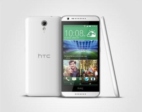 HTC Desire 620-3V-MarbleWhite