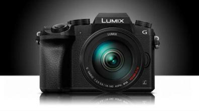 Panasonic Lumix G7-2