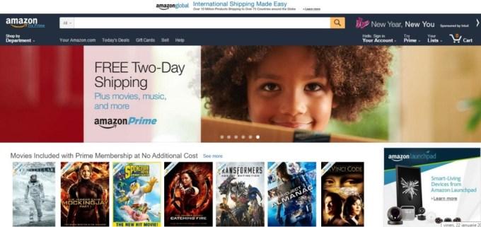 Amazon-site