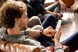 comerțul online telefonie smartphone
