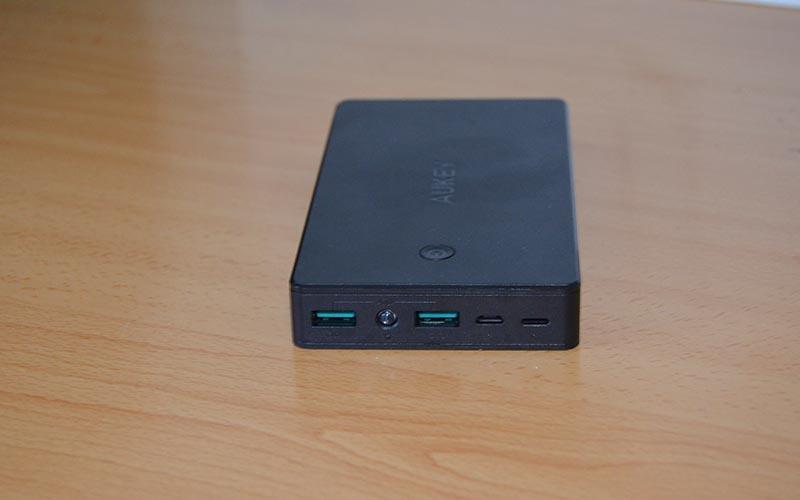 Bateria portatil 20.000 mAh AUKEY 2