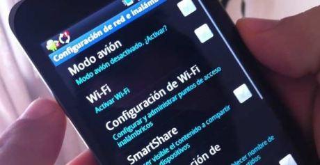 Configuración Android