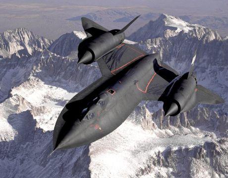 El SR-71 BlackBird