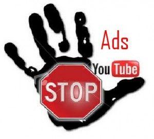 Eliminar publicidad youtube