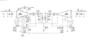 STK4241V Stereo Audio Amplifier