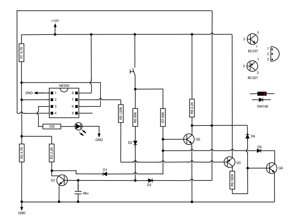 momentary switch circuit?resize\\\\\\\=665%2C499 suzuki dt140 outboard motor wiring diagram tohatsu outboard Suzuki DT40 Outboard Parts Diagrams at mifinder.co
