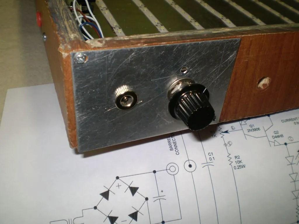 12v Led Dimmer Circuit