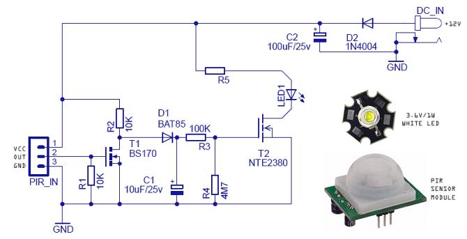 motion activated light wiring diagram  pietrodavicoit