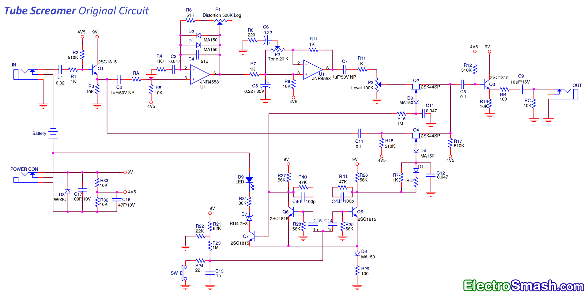 Electrosmash