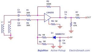 ElectroSmash  EMG81 Pickup